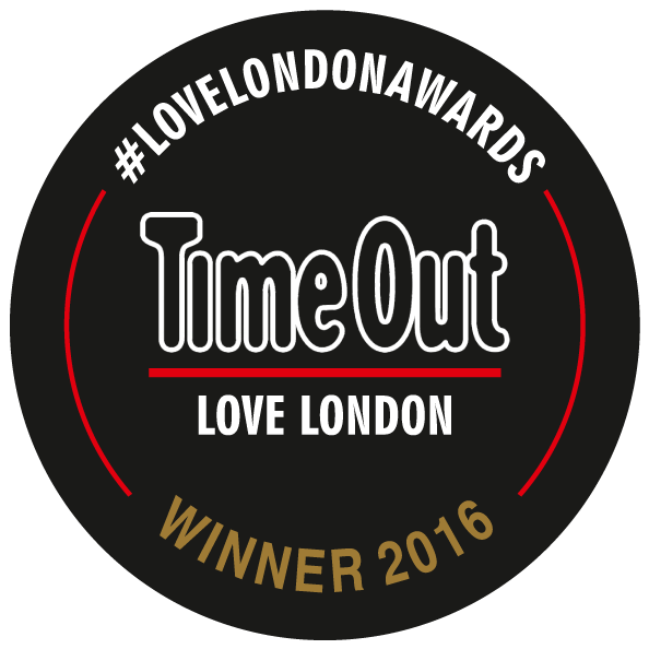 Time Out Love London Awards Winners