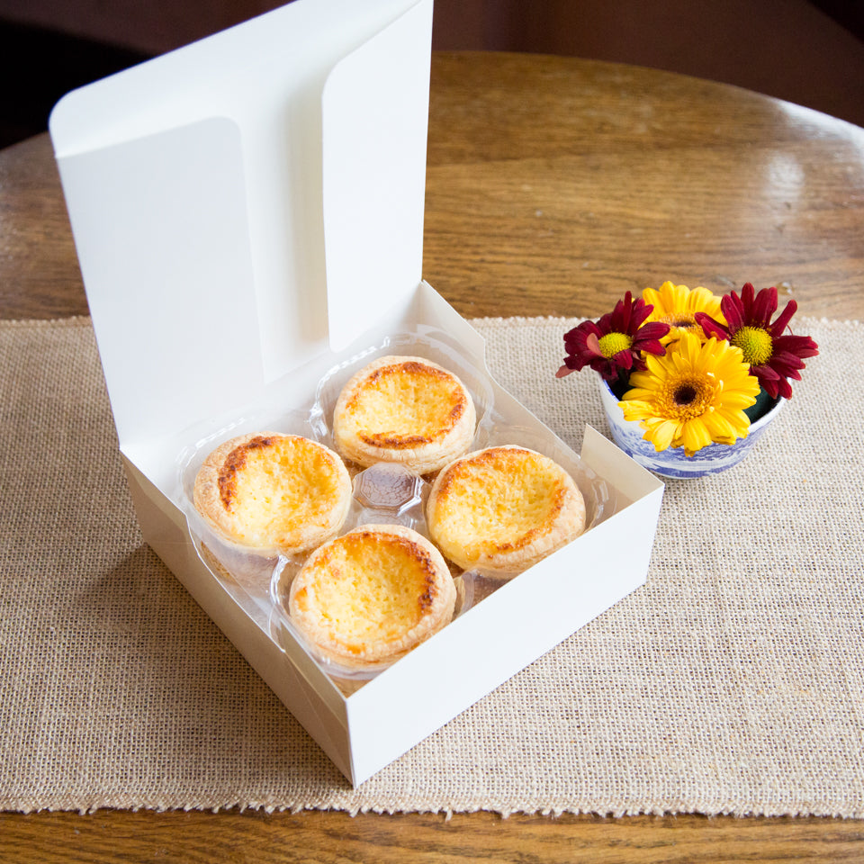 Box of 8x Maids of Honour Tarts