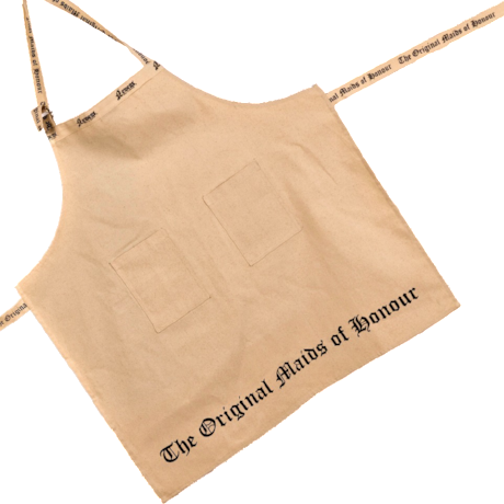 Cream Deluxe Adjustable Apron with 2 Pockets SPECIAL OFFER :- Was £10 reduced to £5