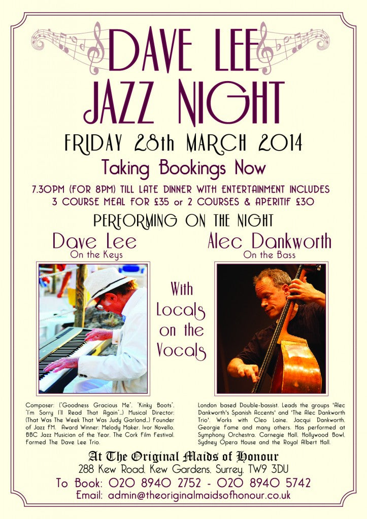 Live Jazz Night