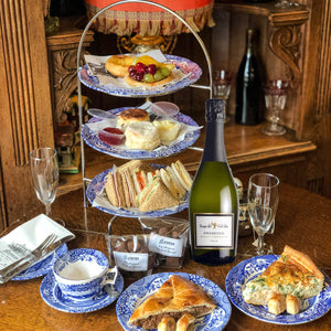 The Special Prosecco Tea at Home (for 2)