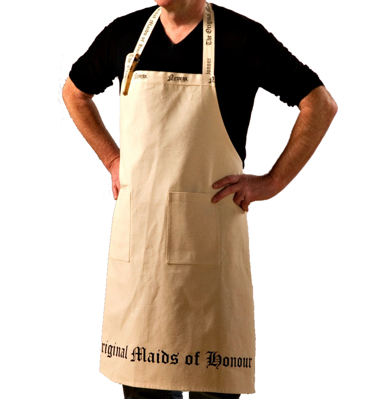 SPECIAL OFFER :- £5 Cream Deluxe Adjustable Apron with 2 Pockets