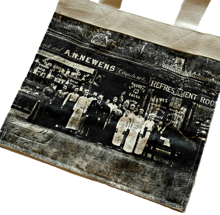 Newens Deluxe Canvas Bag