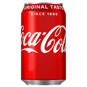 Coca Cola Coke (Can) 330ml