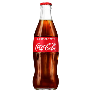 Coca-Cola Original Taste (Glass Bottle) 330ml