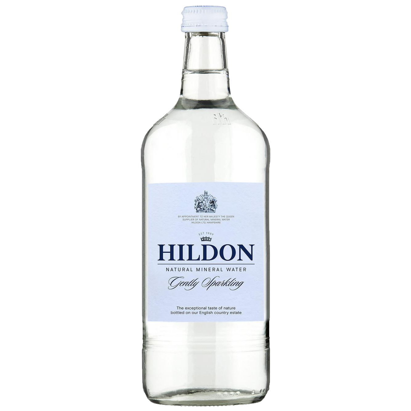 Hildon Gently Sparkling Mineral Water (Glass Bottle) 750ml