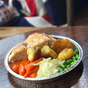 Pie Dinner's 'At Home' for Takeaway & Local Delivery