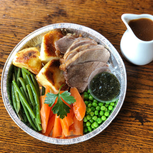 Roast Lunch 'At Home' for Takeaway and Delivery