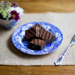 Special Chocolate Brownie (Gluten, Egg, Dairy Free & only Natural Sugars) Vegan