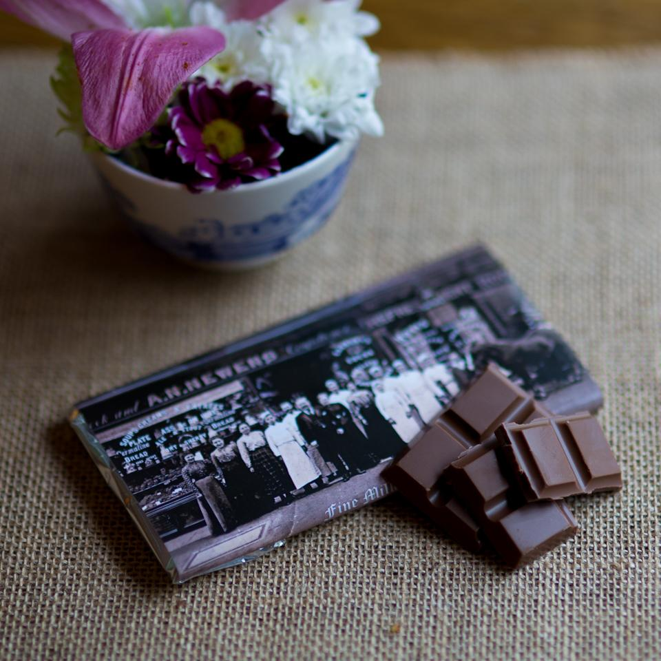 Newens The Original Maids of Honour Chocolate bar 85g