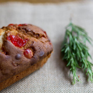 Cherry Cake (Loaf)