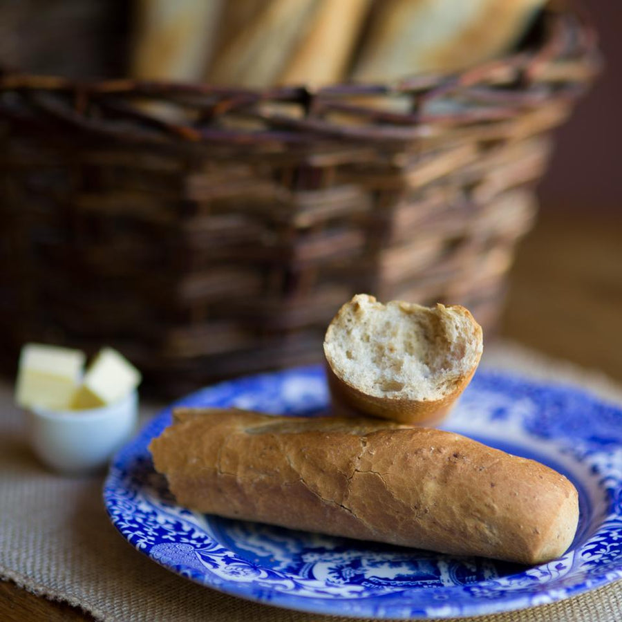Baguette (Brown & Seeded)