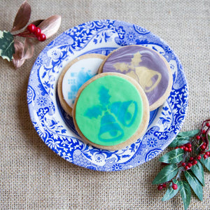 Hand Decorated Christmas Biscuits