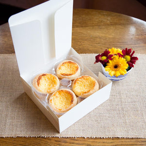 Discounted Box of x8 Maids of Honour Tarts (POSTAL COURIER SERVICE Edition)