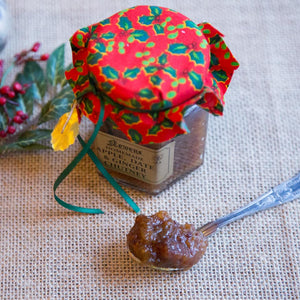 Apple, Date & Ginger Chutney