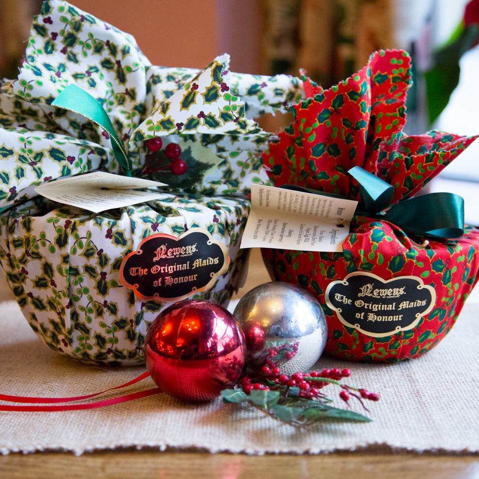 Christmas Puddings Portions