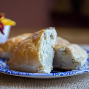 Cheese & Onion Potato Pasty