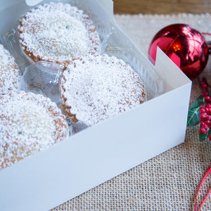 Box of 6 Mince Pies (Discounted)