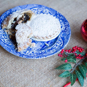 Mince Pie - with our own homemade mincemeat