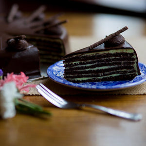 Chocolate Ganache Mint (Gluten Free)