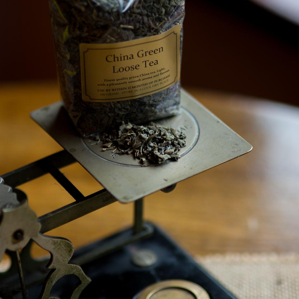 China Green Loose Tea