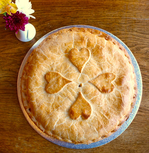 Valentine's Day - Personalised Pie