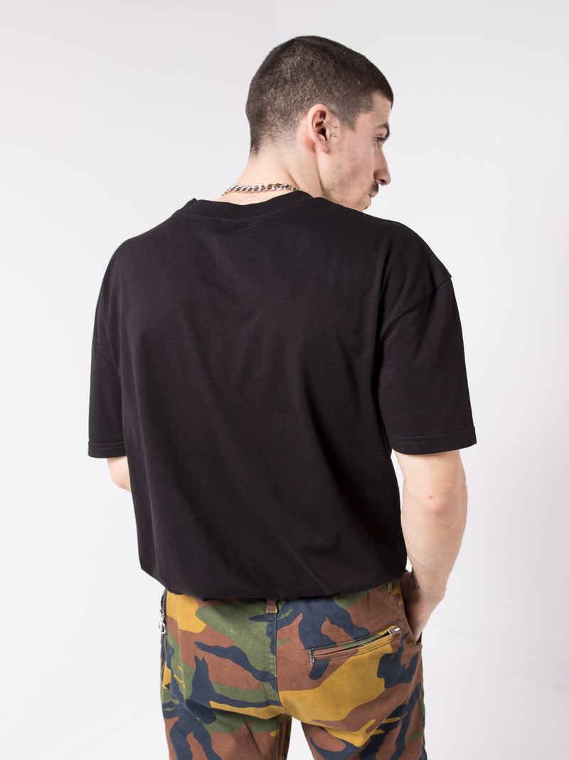 Basic Black T-Shirt - T-Shirts - mens streetwear
