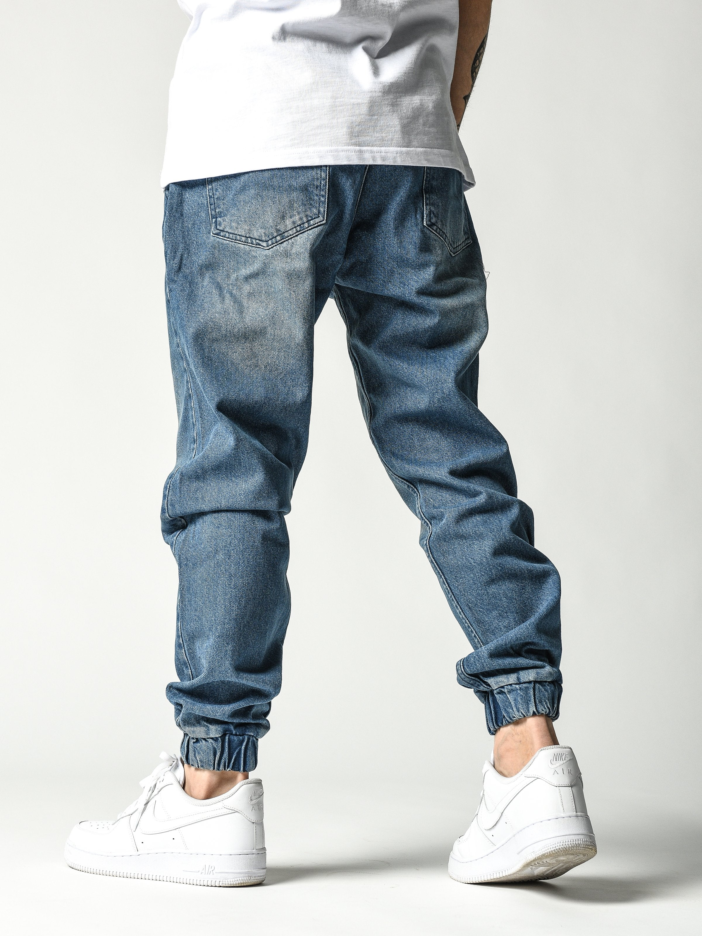 Baggy Denim - Blue