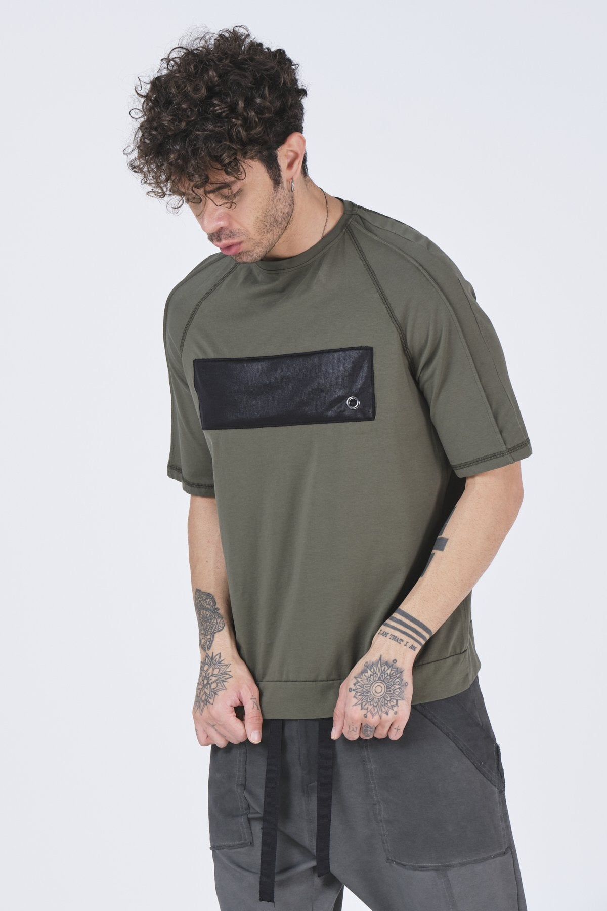 Modern Patch T-shirt