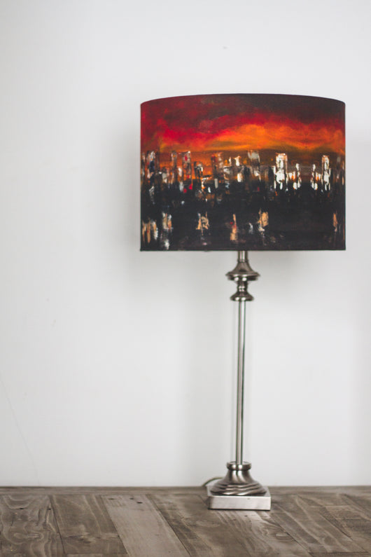 City of Things Lampshade