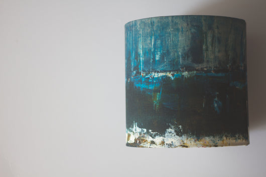 Lakes and Lillies Lampshade