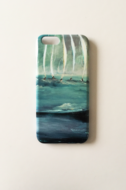 Stormy Waters Phone Case
