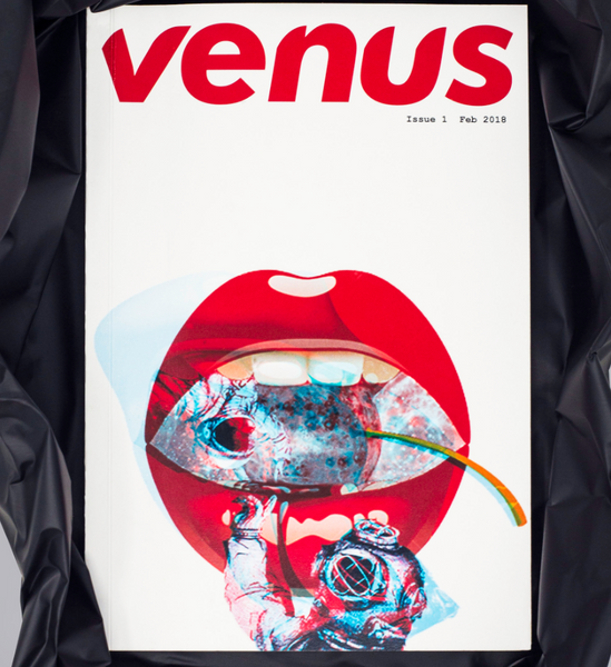 VENUS ZINE ISSUE 1