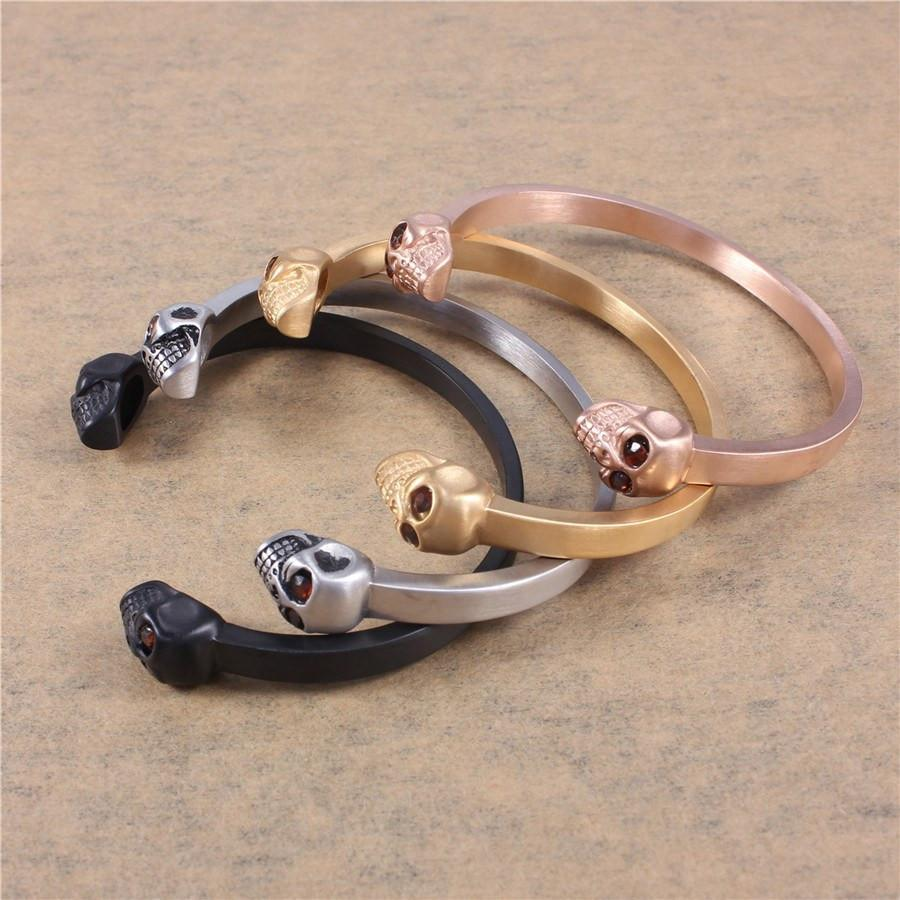 men bracelet mens gold metal silver black spring women for fashion bangles bangle from design jewelry new aixufashion bracelets sikh wood product simple