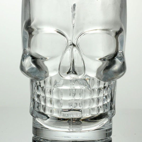 Skull Beer Glass