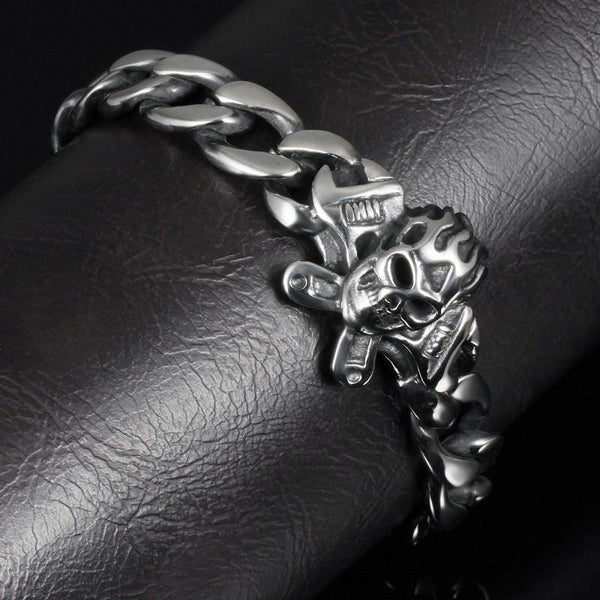 Punk Skeleton Bracelets