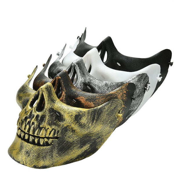 Scary Skull Skeleton Mask