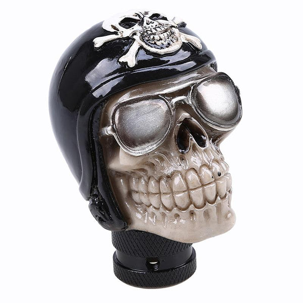 Skull Shift Knob Shifter Lever Car Gear