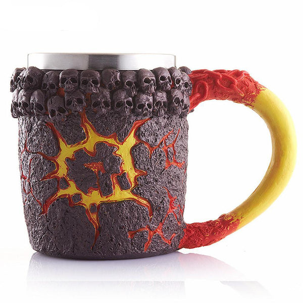 Creative Magma Monster Cup - Badassnow