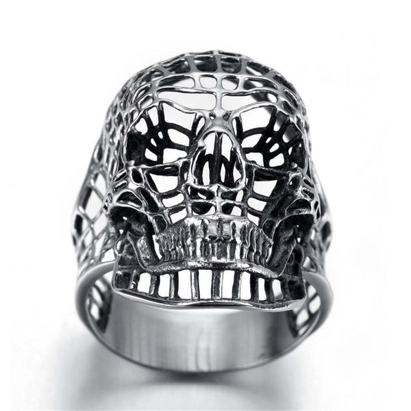 Stainless Steel Hip Hop Rings