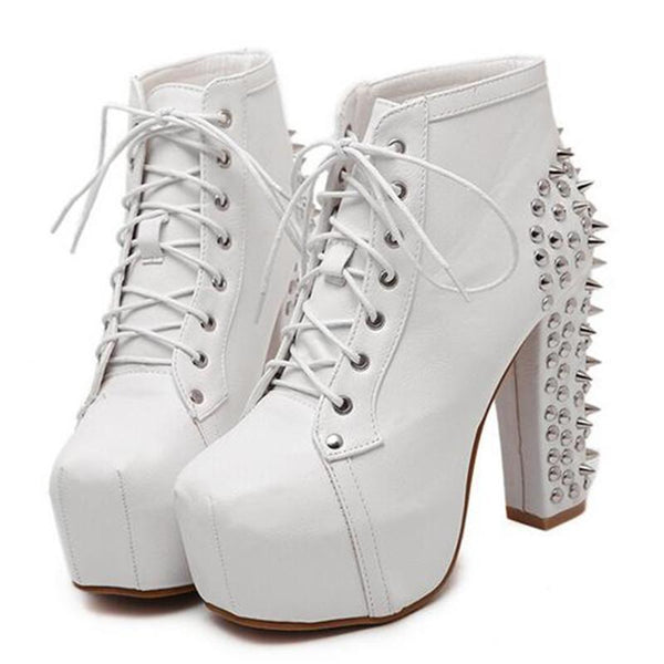 Ankle Spikes Heels