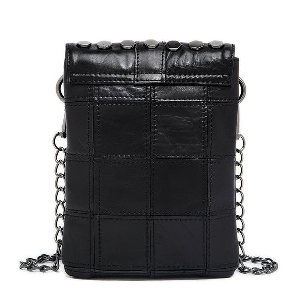 Leather Shoulder Crossbody Mini Bags