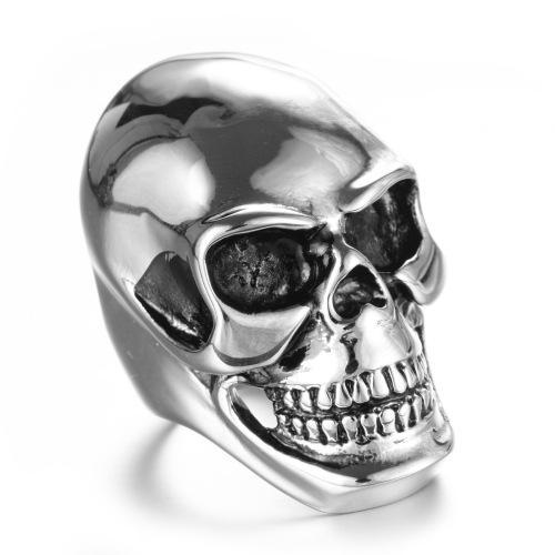 Punk Ghost Ring