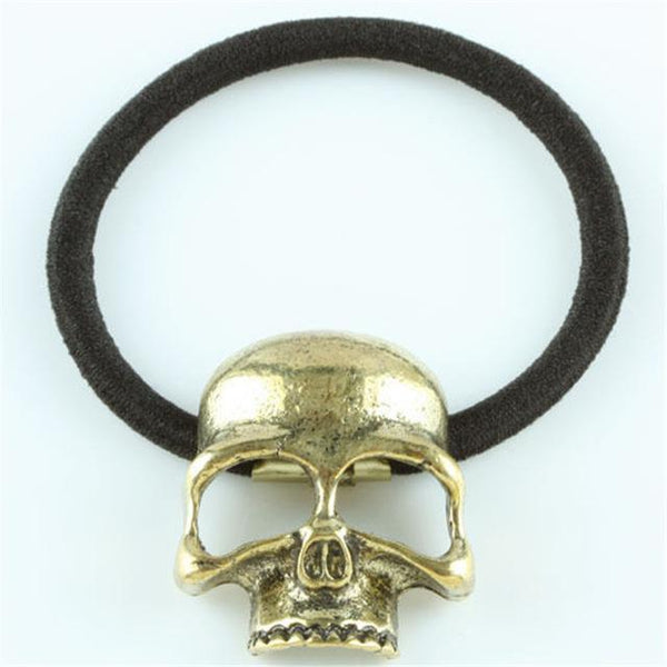 Skull Elastic Hair Bands