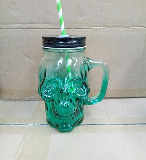 Creative Skull Glass