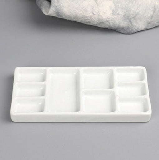 CERAMIC Palette - Rectangle Shape