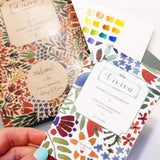 VIVIVA Colorsheets - Single Set - artjamming, Boulevart - Boulevart