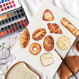 """Bread Pit"" Watercolour Practice Workshop - artjamming, Boulevart - Boulevart"