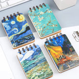 Van Gogh Ring Bound Notebook - artjamming, Boulevart - Boulevart