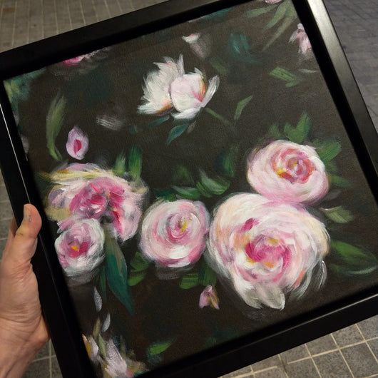 Mother's Day Special: Peonies Impressionism Workshop - artjamming, Boulevart - Boulevart